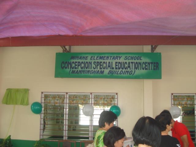 Minnane Elementary SPED School